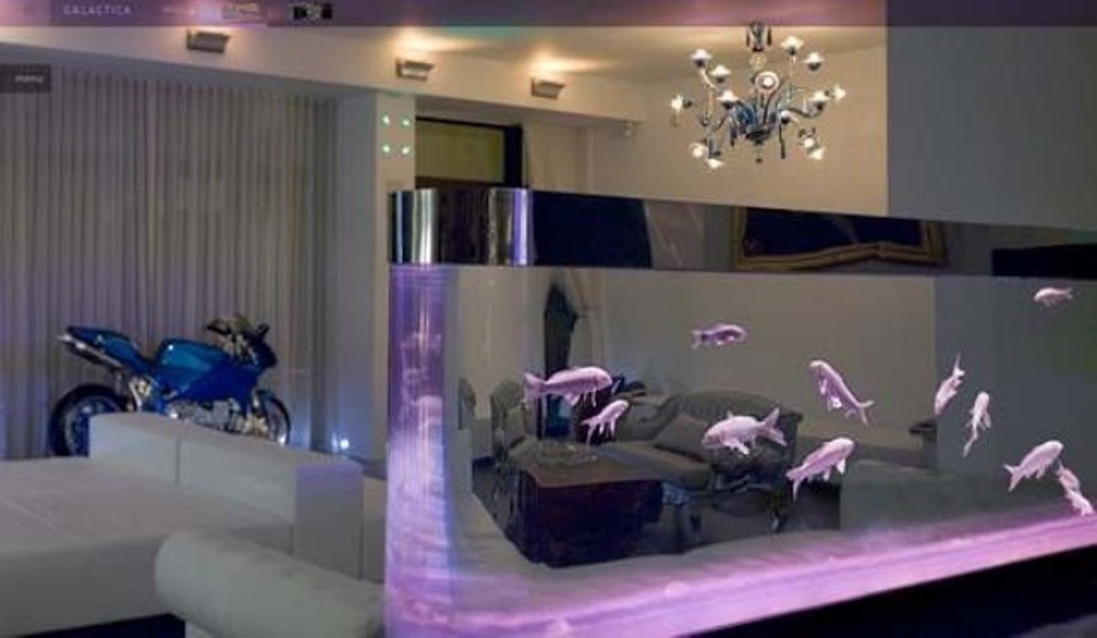 Interior Decorating Ideas 2014: The Best Aquarium Design For Home ...