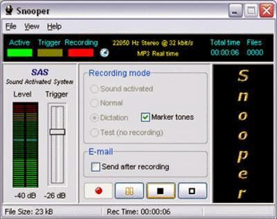 Snooper 1.44.9 Free Software Download