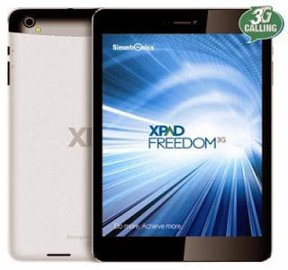 XPAD Freedom Tablet is a dual SIM tab with awesome functionalities
