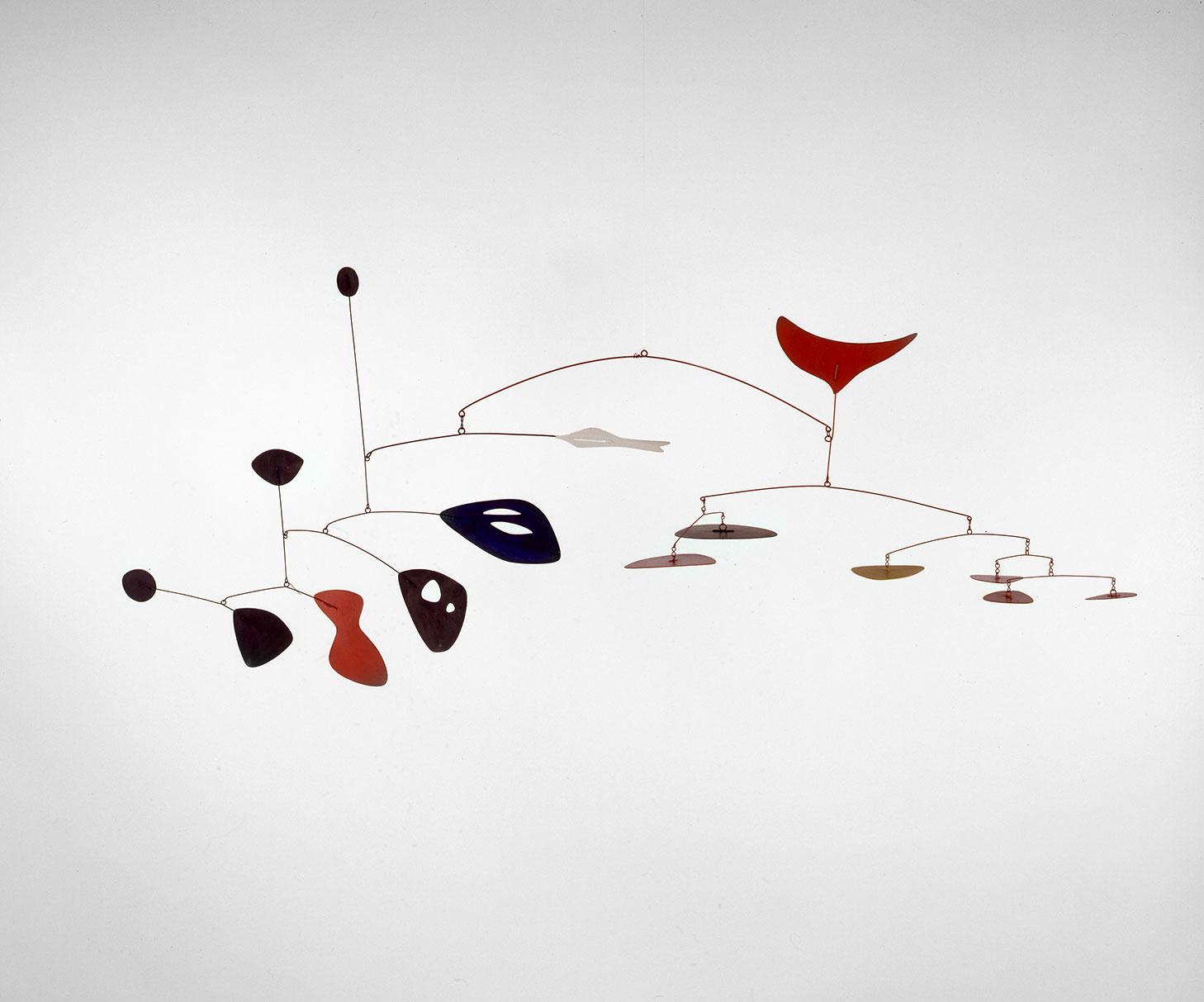 ART NOWA: Alexander Calder