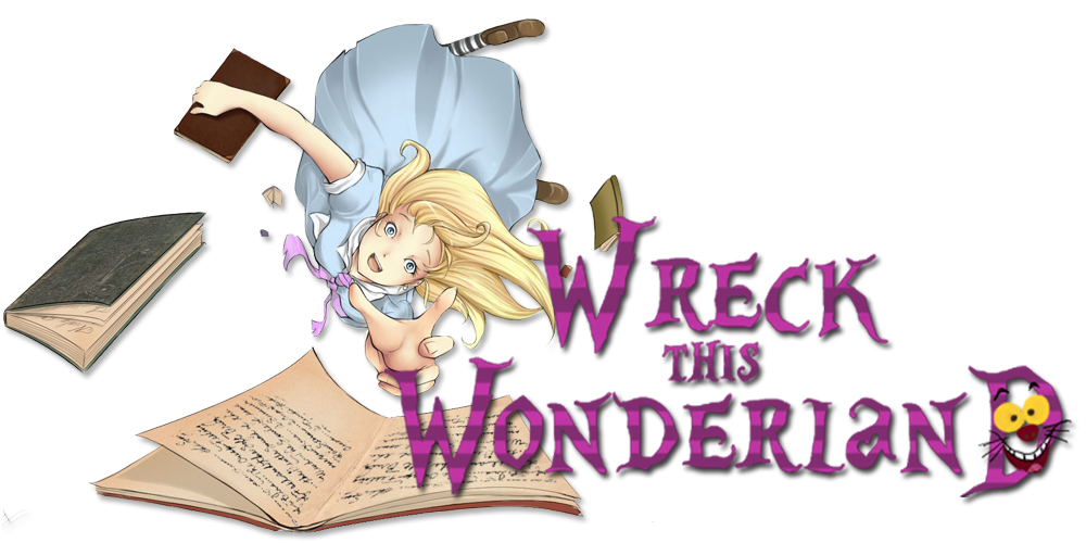 Wreck This Wonderland