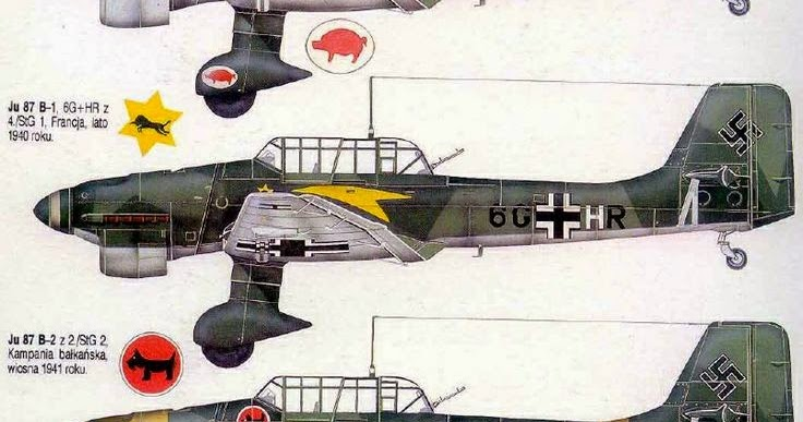 german blitzkrieg aircraft - photo #24