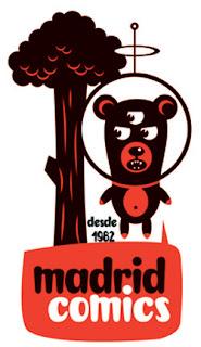 madrid comics logo
