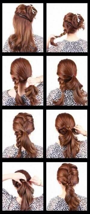 Women Hair Style Tutorials #17..