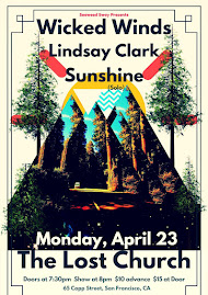 Wicked Winds, Lindsay Clark, Sunshine