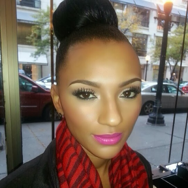 Gallery For Yandy Smith Bun Hairstyles