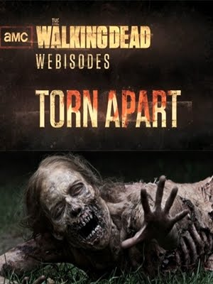 Filme Poster The Walking Dead Webisodes - Torn Apart HDTV XviD & RMVB Legendado