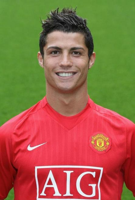 Biodata Cristiano Ronaldo