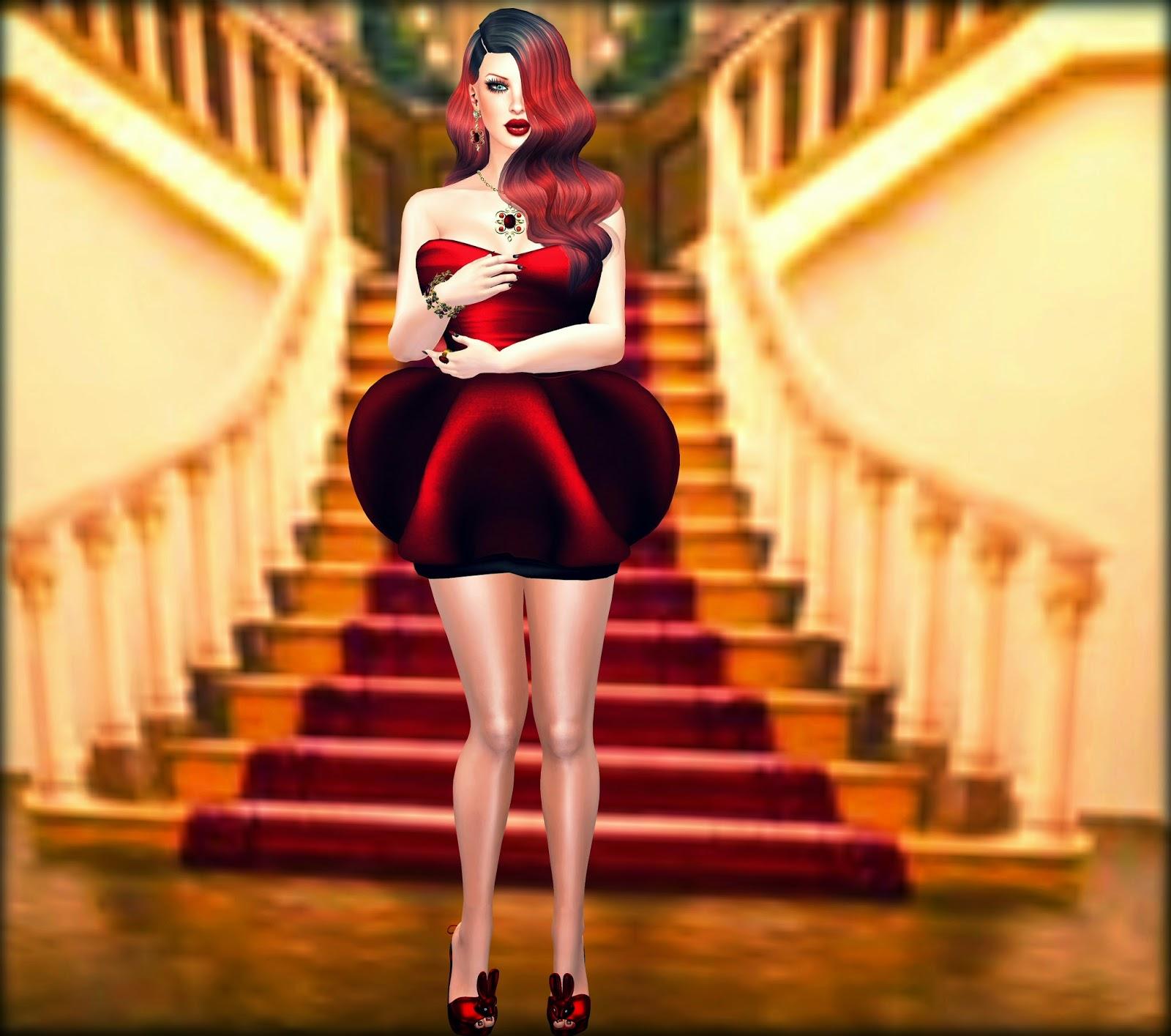 avale rachelle dress,zoz bunny shoes