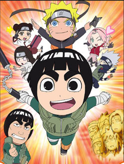 Naruto Episode on Download Naruto Sd  Rock Lee No Seishun Full Power Ninden Episode 10