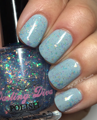 Darling Diva Polish The Force Collection; May The Force Be With You