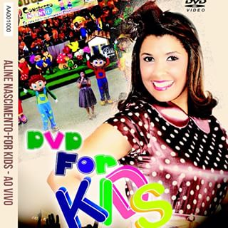 DVD FOR KIDS AO VIVO