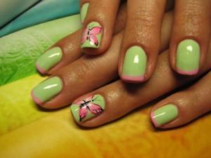 as unhas decoradas Desenhos de Decoração de Unhas