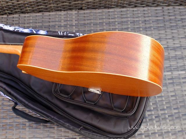 Mahalo U320B Baritone ukulele sides