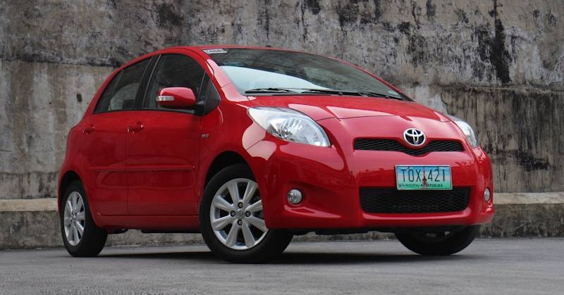 review 2013 toyota yaris carguide ph philippine car. Black Bedroom Furniture Sets. Home Design Ideas