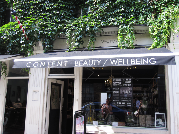 A picture of Content Beauty & Wellbeing in London