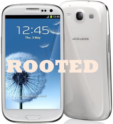 Root Samsung Galaxy S3 (SIII)