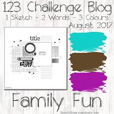 August 123 Challenge