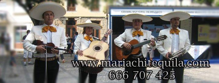 MARIACHIS EN BARCELONA 666707425 TEQUILA
