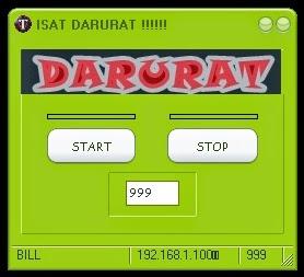 Inject Indosat Darurat 20 Juli 2014