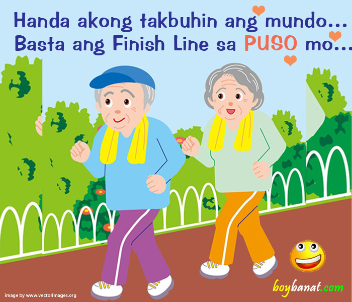 christmas pick up lines funny tagalog