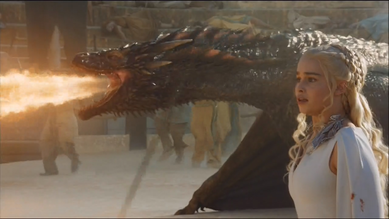 Games Of Thrones S5 (09/10) 720p Latino