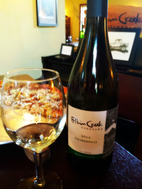 Elkin Creek Vineyard focuses on small batches of hand-crafted wine.