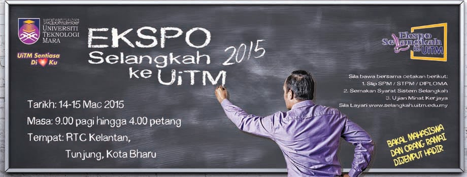 Ekspo Selangkah ke Uitm 2015