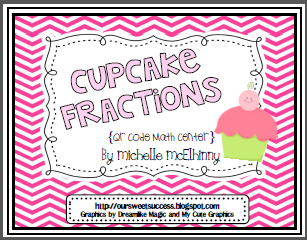 http://www.teacherspayteachers.com/Product/Cupcake-Fractions-QR-Code-Math-Center-1040465