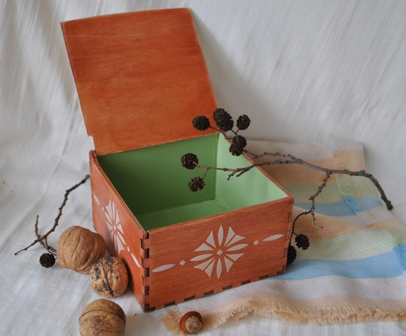 Что сделать из коробок от обуви Уютный дом 30