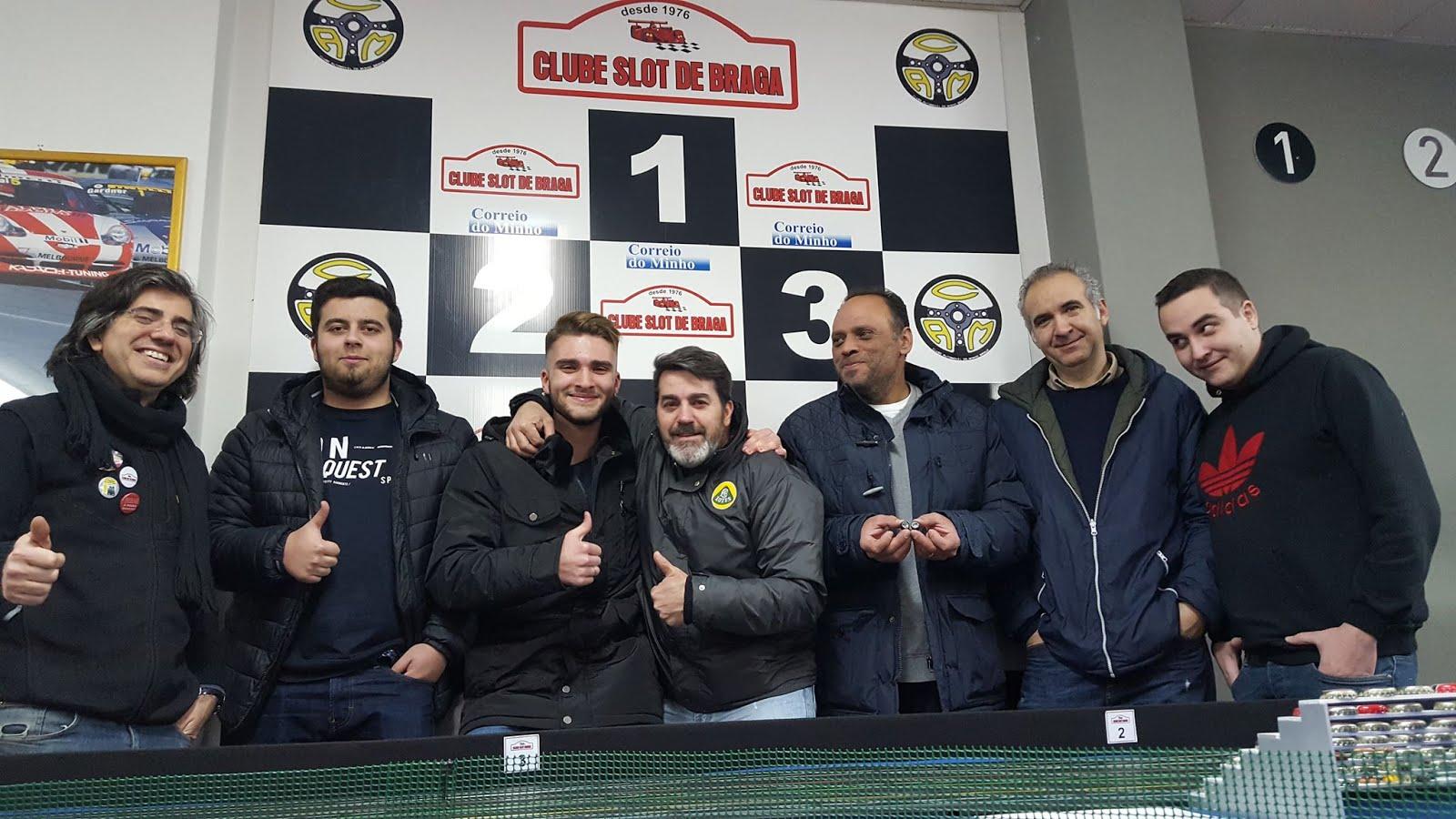 Campeonato Clássicos Sidewinder 2019