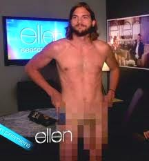 Are Ellen degeneres nude and horny