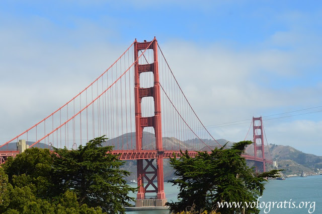 golden gate bridge diario di viaggio san francisco