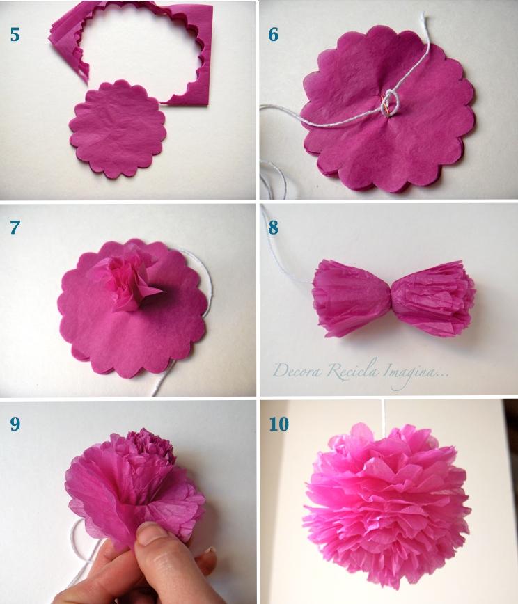 Cómo hacer centros de mesa flotantes con flores para bodas