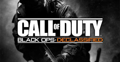 Call Of Duty: Black Ops Declassified Logo - We Know Gamers