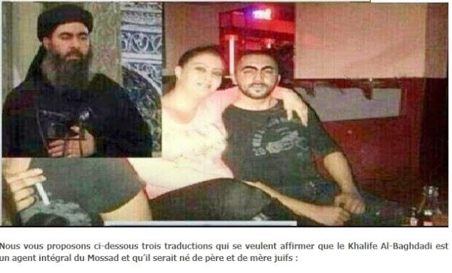 estado islâmico Mossad
