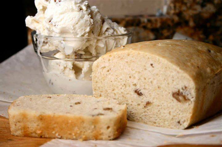 Can't Pin It!: Ice Cream Bread