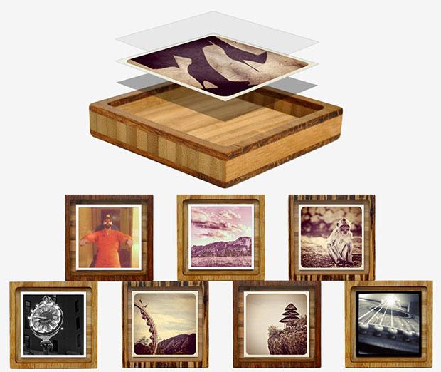 28 servizi per stampare le tue pi belle foto di instagram for Piccole case quadrate