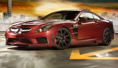 Carlsson C25 Super-GT Limited Edition for China
