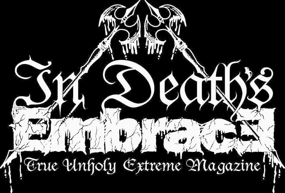 Zine -  In Death's Embrace