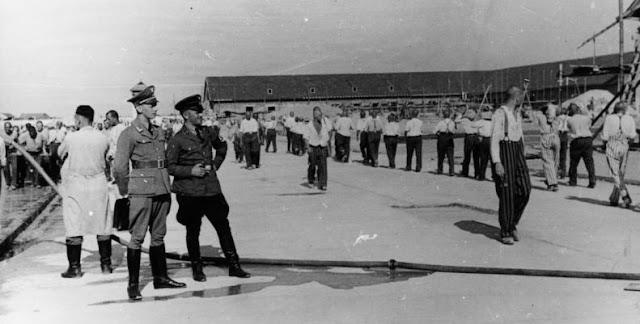 Dachau, camp de concentration