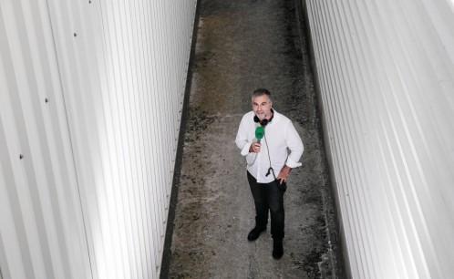 CARLOS ALSINA: UN NIÑO DE LA #RADIO