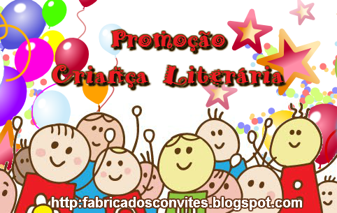 """Promoção """"Criança Literária"""""""