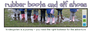 Masthead for Sandi Purdell-Lewis's blog Rubber Boots and Elf Shoes