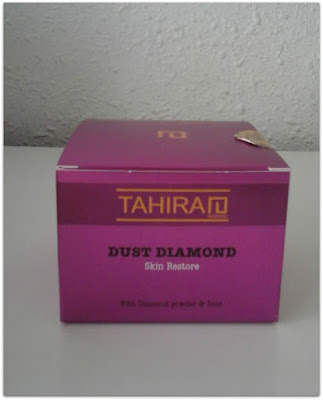 tahirah dust diamond