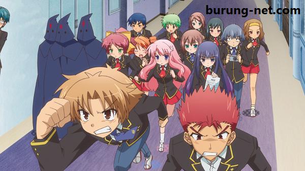 Anime yang Mirip Nisekoi