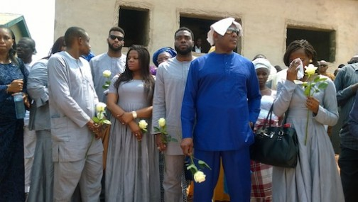 Photos: Stephen Keshi's Wife Laid To Rest