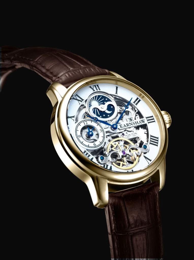master horologer earnshaw watches longitude