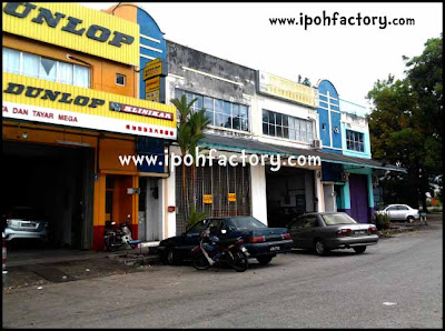 IPOH FACTORY FOR RENT (I00125)