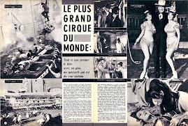 ... de mis pelis favoritas: Circus World - 1964 - (El Mundo del Circo)